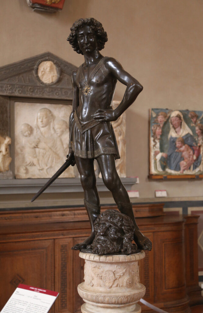 Il David di Verrocchio