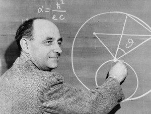Enrico Fermi immagine fisico