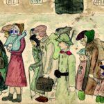 Disegni di Terezin: l'Olocausto visto dai bambini