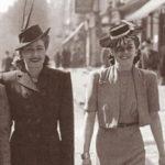Moda Anni '40: rossetto, filo spinato e indifferenza