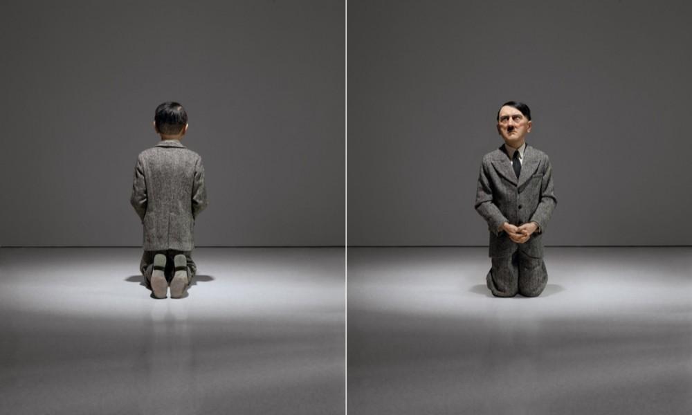 Maurizio-Cattelan-Hitler-Him-2001