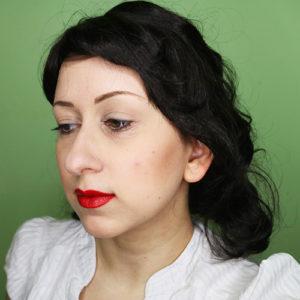 Makeup anni 40