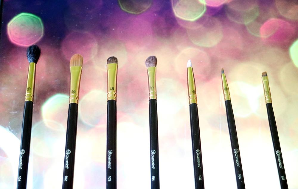 Pennelli Eye Essential Brush Set - BH Cosmetics