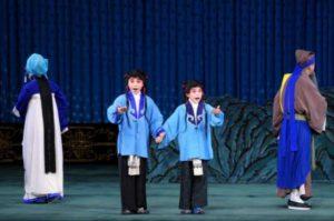 Opera di Pechino: ruoli e personaggi - 娃娃生 (wáwashēng)