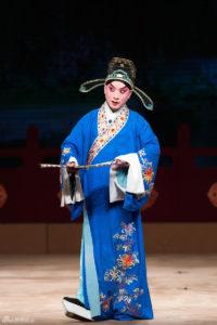 Opera di Pechino: ruoli e personaggi - 小生 (xiǎoshēng)