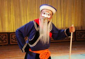 Opera di Pechino: ruoli e personaggi - 文丑 (wénchǒu)