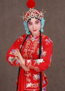 Opera di Pechino: ruoli e personaggi - 武旦 (Wǔdàn)