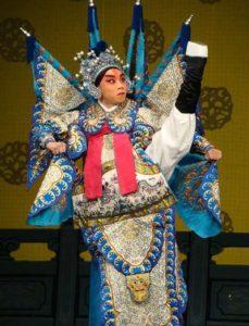 Opera di Pechino: ruoli e personaggi - 武生 (wǔshēng)