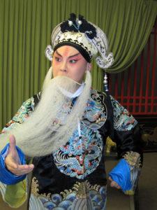 Opera di Pechino: ruoli e personaggi - 老生 (lǎoshēng)