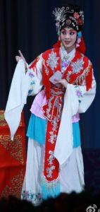 Opera di Pechino: ruoli e personaggi - 花旦 (huādàn)