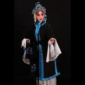 Opera di Pechino: ruoli e personaggi - 青衣 (qīngyī)