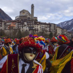 Il Carnevale di Bagolino: Face Chart di una Maschera
