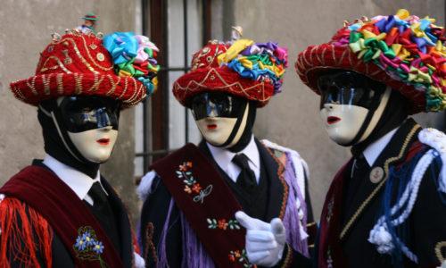 Carnevale di Bagolino - Balarì