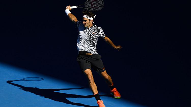 Federer Australia tennis