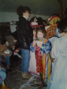 Maschere - Pagliaccio-a-Carnevale