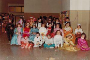 Maschere - carnevale 1981