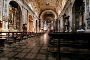 Chiesa San Giorgio - interno