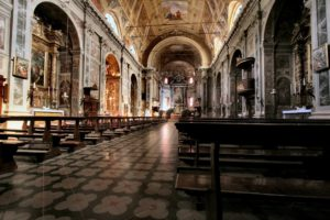 Bagolino - Chiesa San Giorgio (interno)