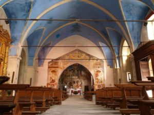 Chiesa San Rocco - interno