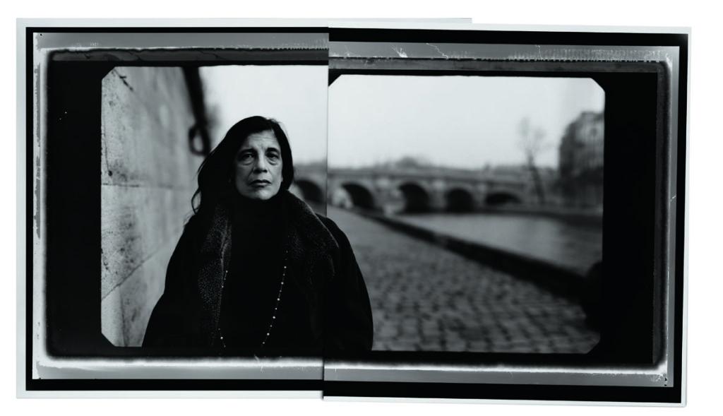 ragazze: Annie Leibovitz, Susan Sontag in Paris, 2002