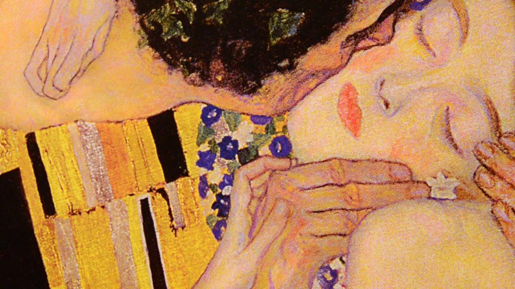 Bacio Gustav Klimt