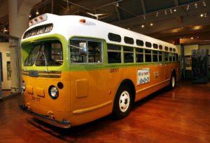 Autobus - Rosa Parks