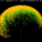 disegnare con il pc: albero ricorsivo
