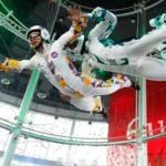 L'indoor skydiving, la nobile arte del volo