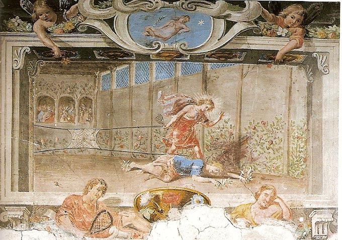 Morte di Giacinto Palazzo Taffini