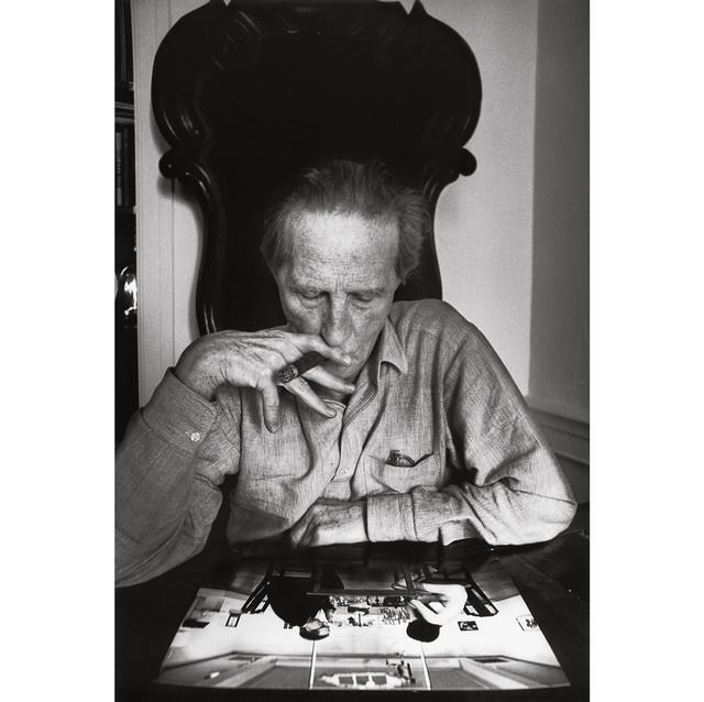Ugo Mulas, Marcel Duchamp, New York, 1964-65.