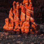 Camini delle Fate - una scultura