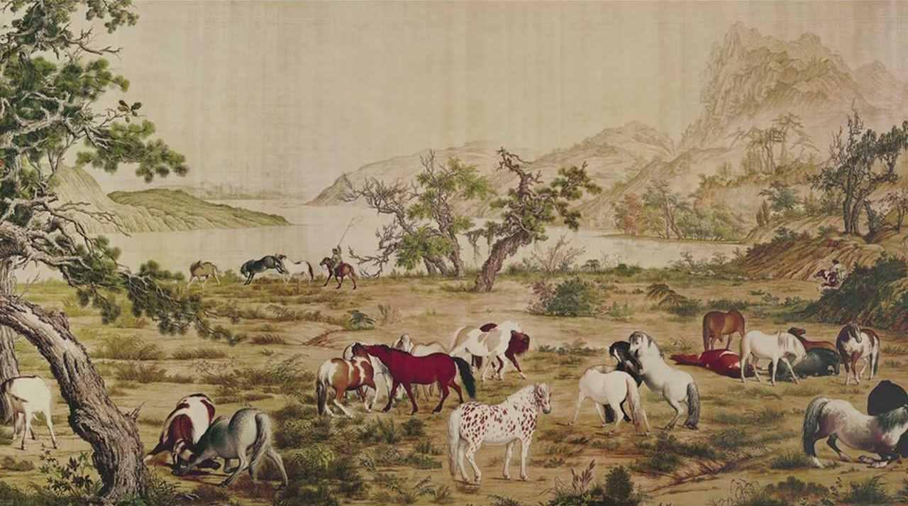 Pittura cinese: un'arte unica nel suo genere