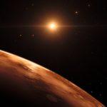 TRAPPIST-1 e i suoi 7 esopianeti