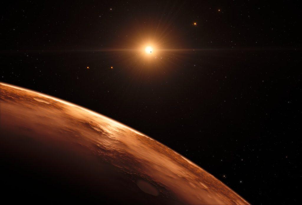 immagine TRAPPIST-1