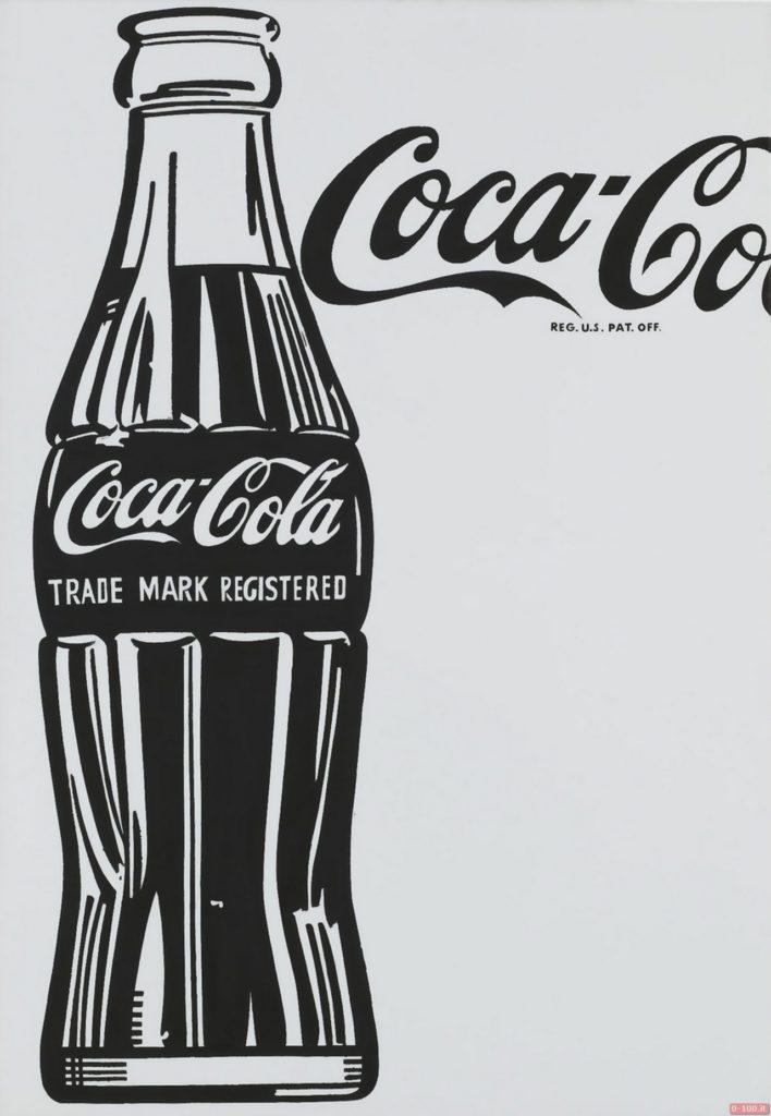 "ALT=""Andy Warhol Coca Cola"