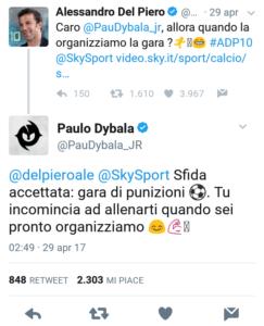 Del Piero Social