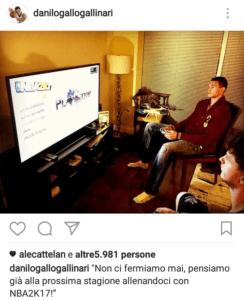 Gallinari Social