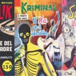 Diabolik, Satanik e Kriminal, ovvero: come imparai a non preoccuparmi e ad amare una K