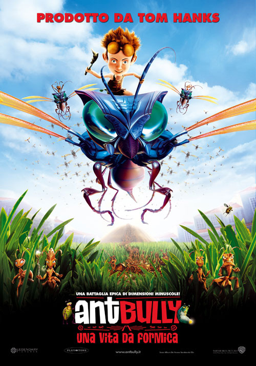 Film per bambini - Antbully