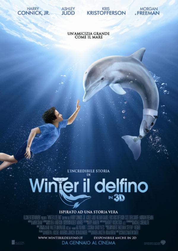 Film per bambini - L'incredibile storia di Winter il delfino