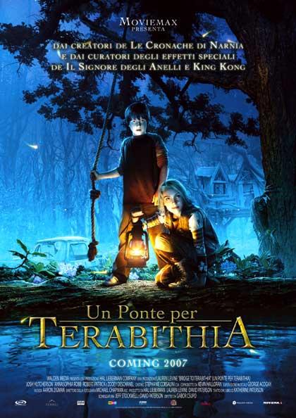 Film per bambini - Un ponte per Terabithia
