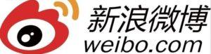 Logo del sito internet Sina Weibo