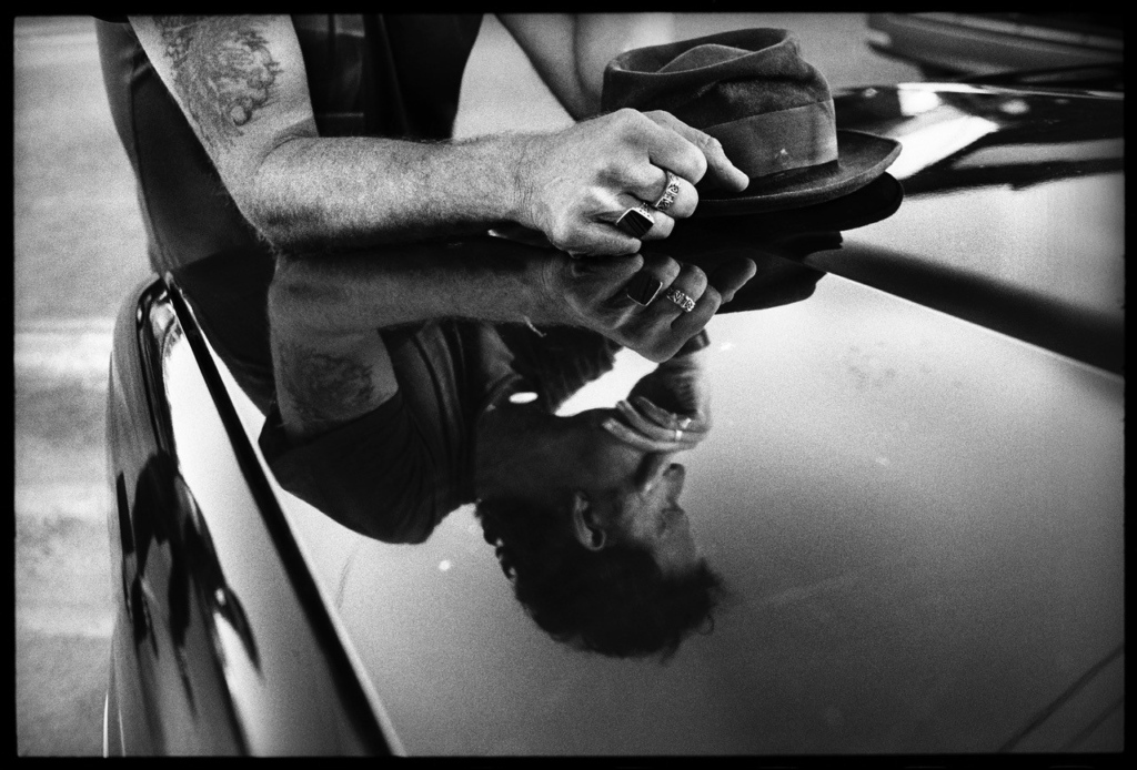 ©Danny, Glinch, Tom Waits, Santa Rosa, 2003