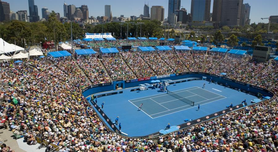 Margaret Court Arena - Australian Open 2021