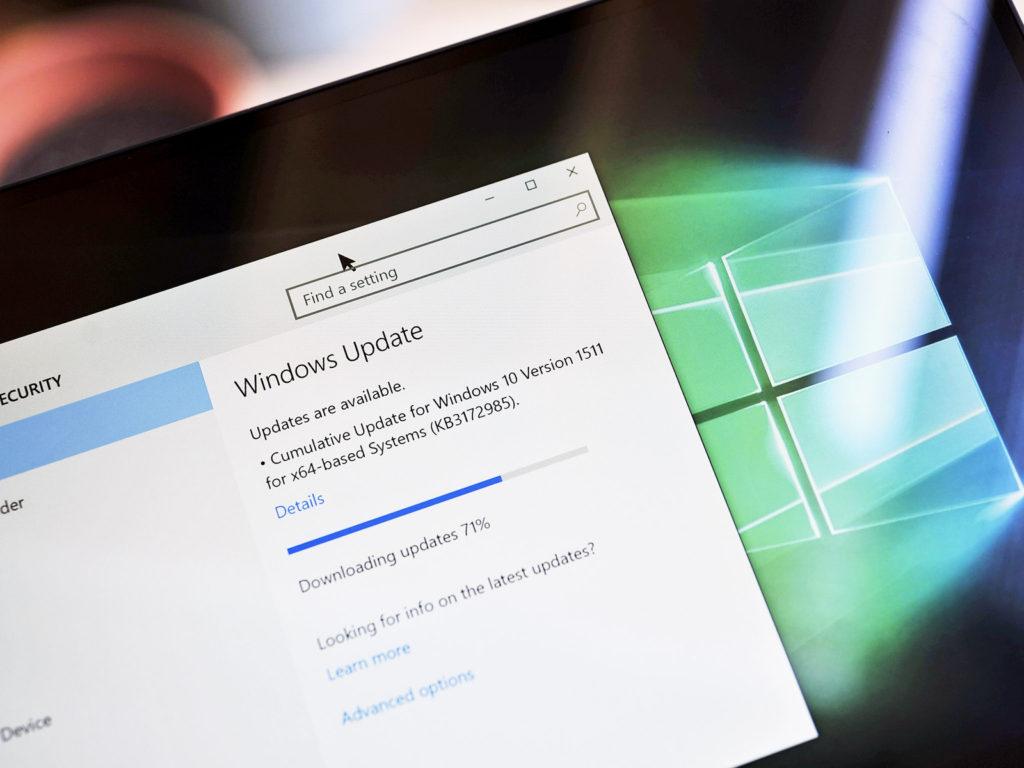 ransomware windows update imm