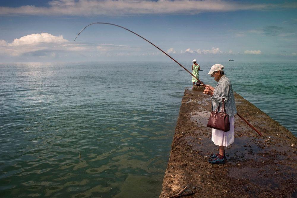Estate - ©Petrut Calinescu, da Summer Vacation at the Black Sea.