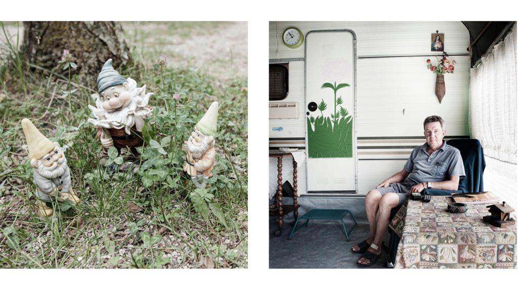 Estate - ©Beatrice Mancini & Paola Fiorini, da Love Camping.