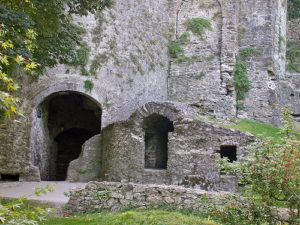 Blarney Castle Doorways