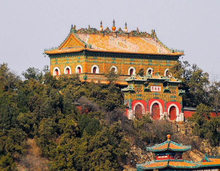 Palazzo d'Estate - Tempio del mare di saggezza