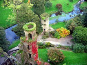 Blarney Castle's gardens